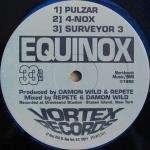 Equinox - Pulzar - Vortex Records - VTX-3000