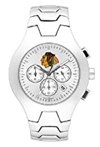 Chicago Blackhawks Hall Of Fame Sterling Silver Watch