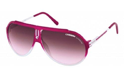 Carrera Unisex Endurance/T Cyclamen Gradient / White Frame/Pink Gradient Lens Metal/Plastic Sunglasses