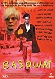 DVD Basquiat - Region 2 - English Audio - David Bowie - Import