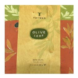 Thymes Olive Leaf Bath Salts (Thymes Bath Salts compare prices)