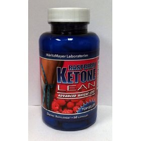 MaritzMayer Raspberry Ketone Lean Advanced Weight Loss Supplement 120 Capsule 600MG - MaritzMayer RASPK120
