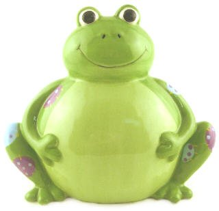 Frog Bank Green - Buy Frog Bank Green - Purchase Frog Bank Green (Ganz, Toys & Games,Categories,Pretend Play & Dress-up,Sets,Money & Banking)