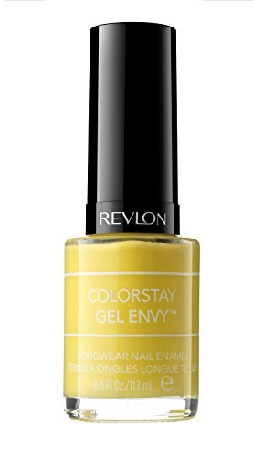 Revlon ColorStay Gel Envy Longwear Nail Enamel, Casino Lights/210, 0.4 Fluid Ounce (Color Stay Gel Envy Nail Polish compare prices)