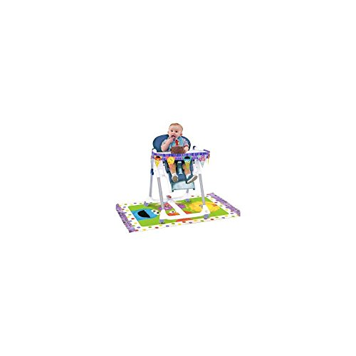 Sesame Street First Birthday High Chair Decoration Kit