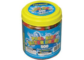 Pool Kids Wtr Ballns Counter Display