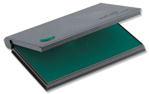 Colop Stamp Pad Micro 2 Felt 110x70mm Green Ref 54012150