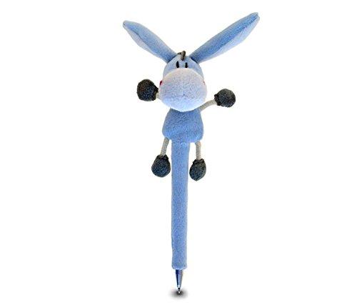 Puzzled Plush Pen - Donkey