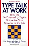 img - for Type Talk at Work revised and updated How 16 Personality Types Determine Your Success on the Job - 2002 publication. book / textbook / text book