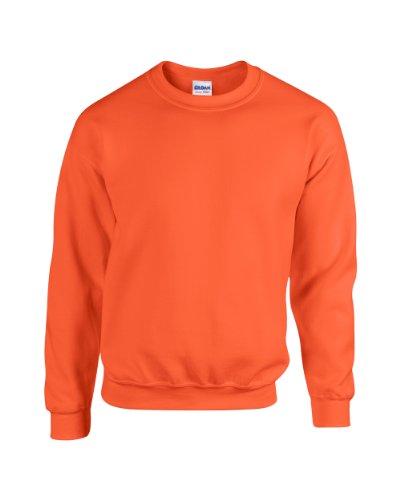 gildan-blend-tm-crew-neck-sweatshirt-erwachsene-orange-l-lorange