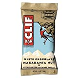 CBC161009 Clif Bar Energy Bar, White Chocolate Macadamia Nut, 2.4Oz, 12/Box by CUE GREEN TEA ENERGY