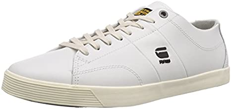 G-Star Dash III Avery II, Baskets mode homme - Blanc (011), 43 EU