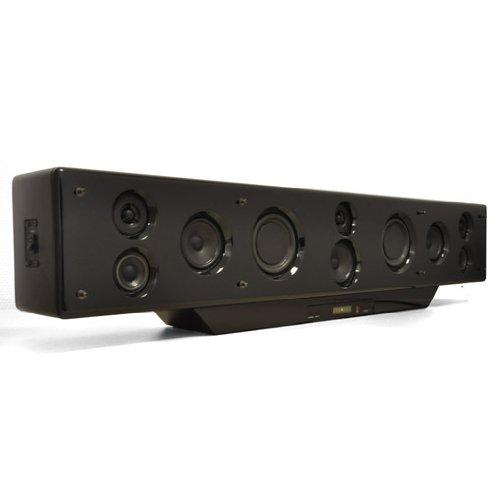 Auna 3.2 Aktiv-Lautsprecher Surround System (450 Watt, 85dB) schwarz