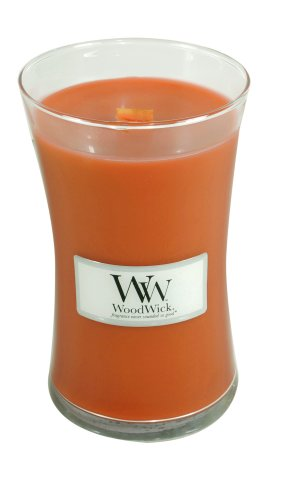 Woodwick Candle Pumpkin Butter Large Jar