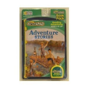 ActivePad Book Pack - Reading Adventures: Adventure Stories - 1