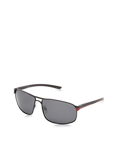Polaroid Gafas de Sol P4249_KIH (64 mm) Negro / Rojo