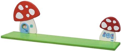Haba - Etagère - Maison champignon (Import Allemagne)