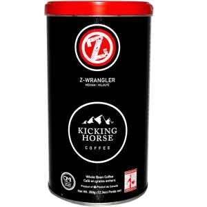 Kicking Horse Whole Bean Coffee Z-Wrangler -- 12.3 oz