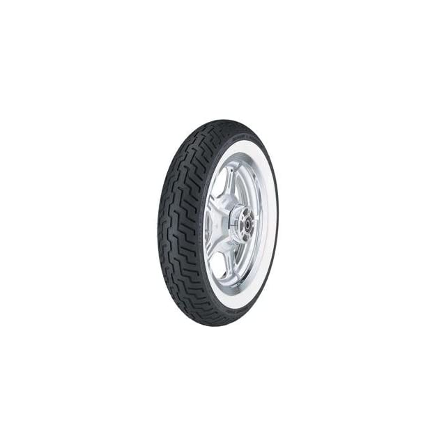 Dunlop D402 For Harley Davidson Whitewall Front Tire   MT90HB 16/Wide Whitewall