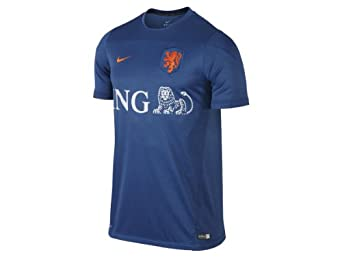 Holland Training Jersey 2014 2015 - Royal by Nike
