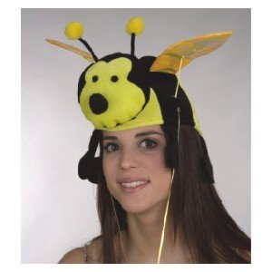 Flying Bumble Bee Hat