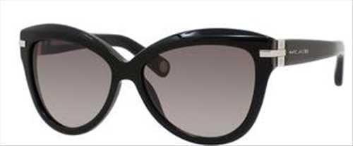 Marc Jacobs Sunglasses - Mj468/S / Frame: Black Lens: Grey Gradient-Mj468S0807