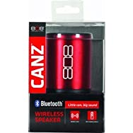 CANZ 808 Bluetooth Wireless Speaker-PORT RD BLUETOOTH SPEAKR