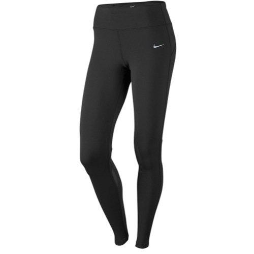 Nike Epic Run Lux Tights: Women's, Black/Reflective Silver, S