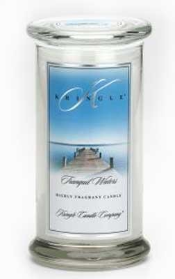 Kringle Candle Company Large Jar- Tranquil Waters