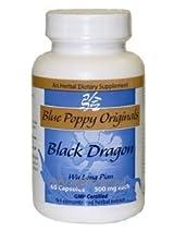 Black Dragon 60 Capsules by Blue Poppy