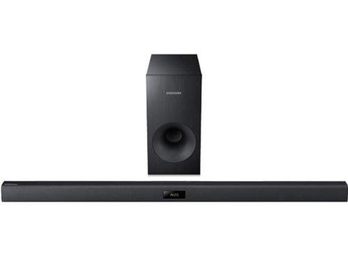 Samsung Hw-F355/Za New 2.1 Channel Sound Bar System With Wireless