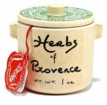 Herbs de Provence Crock