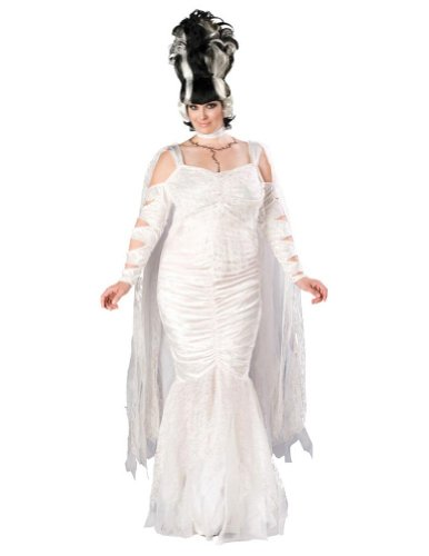 Monsters Bride 3X Adult Womens Costume