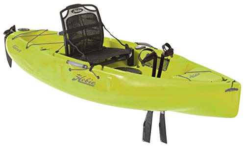 Hobie 2019 Mirage Sport Pedal Fishing Kayak in Seagrass Green