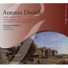 Dvorak - Musique de chambre 31%2BJBRxnl1L._AA240_