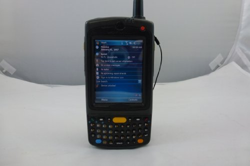 Motorola Mc75 Barcode Scanner Mc7598-Pzeskqwa9Wr - Sirf Iii Integrated Gps / Wlan 802.11A/B/G / Evdo Rev A / 2D Pico Imager & Camera / Cdma Sprint / Color Vga Display / Qwerty