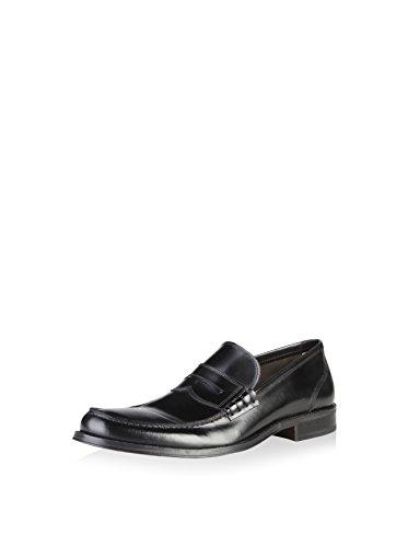 Made in ItaliaShoes - Scarpe basse Uomo , nero (nero), 45
