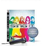 Disney Sing It Bundle PS3