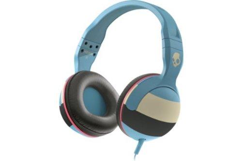 Skullcandy Audio - Headphones Hesh 2 Surf Stripe/Blue/Cream