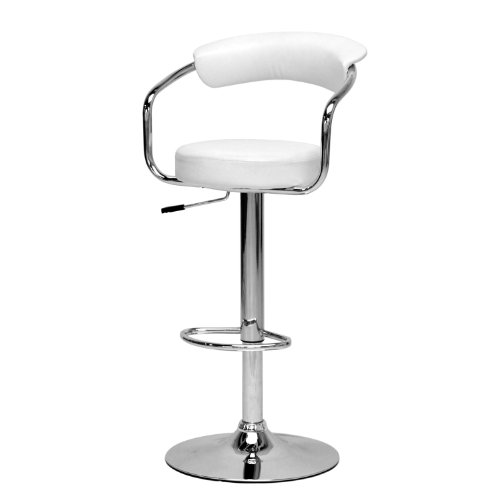 Magnificent Baxton Studio Adjustable Swivel Modern Contemporary Bar Uwap Interior Chair Design Uwaporg