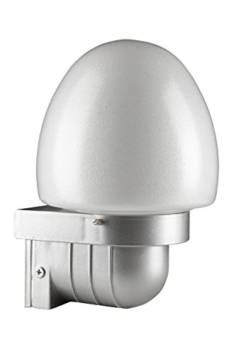 Moon Flare CFL Bulb (Silver, Pack of 2)