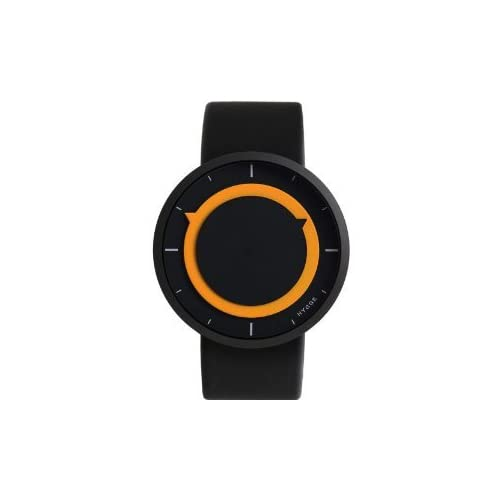 腕時計 HYGGE Watch - 3012 Series - Black/Orange【並行輸入品】
