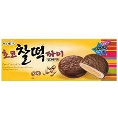 サムジン もちチョコパイ 465g■韓国食品■韓国お菓子■サムジン