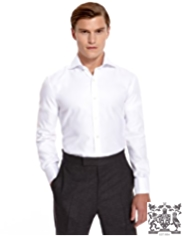 Best of British Luxury Pure Cotton Oxford Shirt