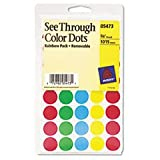 Avery-See-Through-Removable-Color-Dots-0.75-Inch-Diameter-Assorted-Colors-1015-per-Pack-05473