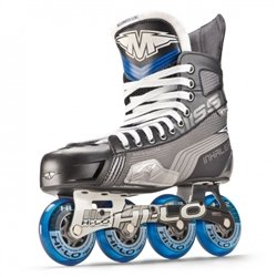 Skate Out Loud-Mission Inhaler AC6 Roller Hockey Skates by Skate Out Loud