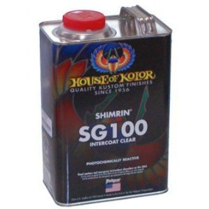 House Of Kolor Shimrin Intercoat Clear SG100 1 US Gallon
