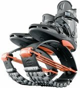 Kangoo Jumps XR3 Black and Orange Siz…