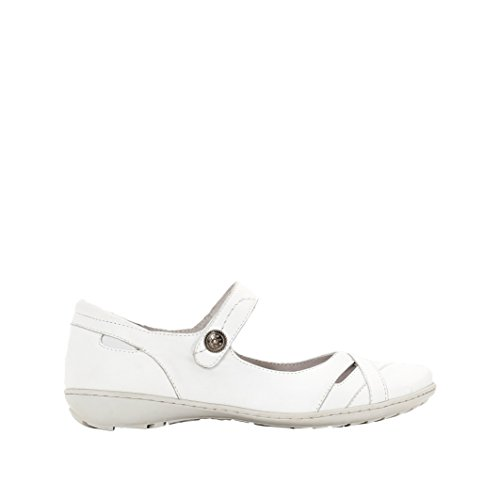 Anne Weyburn Donna Ballerine Confort Taglia 37 Bianco