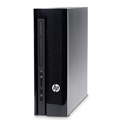 HP Slimline 450-113IL Desktop (Celeron J1800/2GB/1TB/DOS/Integrated Graphics), Black